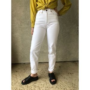 VINTAGE | High waisted mom jeans